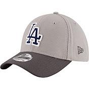 New Era Men's Los Angeles Dodgers 39Thirty Neo Grey Flex Hat