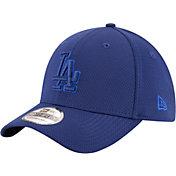 New Era Men's Los Angeles Dodgers 39Thirty Tone Tech Royal Flex Hat
