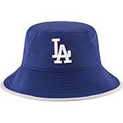 New Era Men's Los Angeles Dodgers Royal Team Bucket Hat
