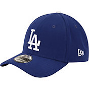 New Era Men's Los Angeles Dodgers 39Thirty Classic Royal Flex Hat