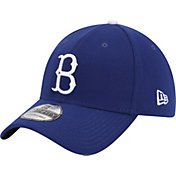 New Era Men's Brooklyn Dodgers 39Thirty Classic Royal Flex Hat