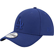New Era Men's Los Angeles Dodgers 39Thirty Diamond Era Tone Tech Royal Stretch Fit Hat