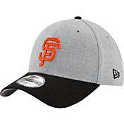 New Era Men's San Francisco Giants 39Thirty Change Up Redux Grey Flex Hat