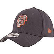 New Era Men's San Francisco Giants 39Thirty Tone Tech Grey Flex Hat