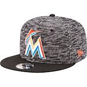 New Era Men's Miami Marlins 9Fifty Terry Fresh Adjustable Hat