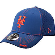 New Era Men's New York Mets 39Thirty Neo Royal Stretch Fit Hat