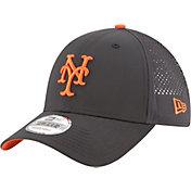 New Era Men's New York Mets 9Forty Perf Pivot Adjustable Hat