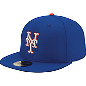 New Era Men's New York Mets 59Fifty Diamond Era Royal Fitted Hat