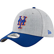 New Era Men's New York Mets 39Thirty Change Up Redux Grey Flex Hat