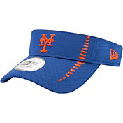New Era Men's New York Mets Royal Adjustable Speed Visor