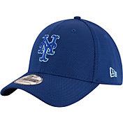 New Era Men's New York Mets 39Thirty Tone Tech Royal Flex Hat