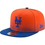 New Era Men's New York Mets 9Fifty Flow Team Adjustable Hat