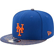 New Era Men's New York Mets 9Fifty Visor Fresh Royal Adjustable Hat