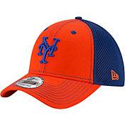 New Era Men's New York Mets 39Thirty Team Front Neo Flex Hat