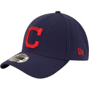 New Era Men's Cleveland Indians 39Thirty Alternate Classic Navy Stretch Fit Hat
