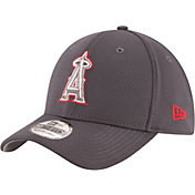 New Era Men's Los Angeles Angels 39Thirty Tone Tech Grey Flex Hat
