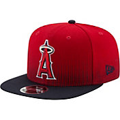 New Era Men's Los Angeles Angels 9Fifty Flow Team Adjustable Hat