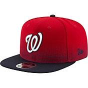 New Era Men's Washington Nationals 9Fifty Flow Team Adjustable Hat