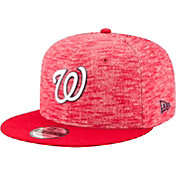 New Era Men's Washington Nationals 9Fifty Terry Fresh Adjustable Hat