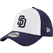 New Era Men's San Diego Padres 39Thirty 2-Tone Patched Flex Hat