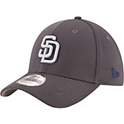 New Era Men's San Diego Padres 39Thirty Tone Tech Grey Flex Hat