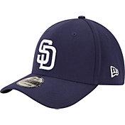 New Era Men's San Diego Padres 39Thirty Classic Navy Flex Hat