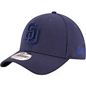 New Era Men's San Diego Padres 39Thirty Tone Tech Navy Flex Hat