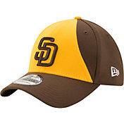 New Era Men's San Diego Padres 39Thirty Classic Navy Flex Hat