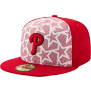 New Era Men's Philadelphia Phillies 59Fifty 2016 4th of July Authentic Hat