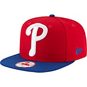 New Era Men's Philadelphia Phillies 9Fifty Grand Logo Adjustable Hat