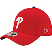 New Era Men's Philadelphia Phillies 39Thirty Classic Red Flex Hat