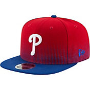New Era Men's Philadelphia Phillies 9Fifty Flow Team Adjustable Hat