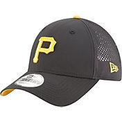 New Era Men's Pittsburgh Pirates 9Forty Perf Pivot Adjustable Hat