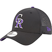New Era Men's Colorado Rockies 9Forty Perf Pivot Adjustable Hat