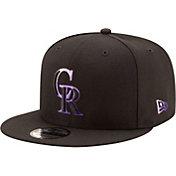 New Era Men's Colorado Rockies 9Fifty Color Dim Adjustable Hat