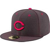 New Era Men's Cincinnati Reds 59Fifty 2016 Mother's Day Authentic Hat