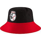 New Era Men's Cincinnati Reds 2-Tone Diamond Era Bucket Hat