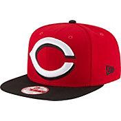 New Era Men's Cincinnati Reds 9Fifty Grand Logo Adjustable Hat