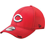 New Era Men's Cincinnati Reds 39Thirty Neo Red Flex Hat