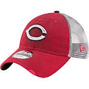 New Era Men's Cincinnati Reds 9Twenty Rustic Red Adjustable Hat