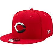 New Era Men's Cincinnati Reds 9Fifty Color Dim Adjustable Hat
