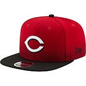 New Era Men's Cincinnati Reds 9Fifty Flow Team Adjustable Hat