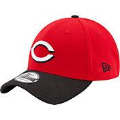 New Era Men's Cincinnati Reds 39Thirty Classic Red Flex Hat