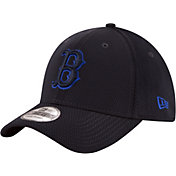New Era Men's Boston Red Sox 39Thirty Tone Tech Navy Flex Hat