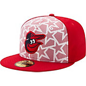 New Era Men's Baltimore Orioles 59Fifty 2016 4th of July Authentic Hat