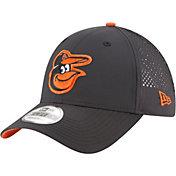 New Era Men's Baltimore Orioles 9Forty Perf Pivot Adjustable Hat
