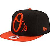 New Era Men's Baltimore Orioles 9Fifty Grand Logo Adjustable Hat