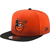 New Era Men's Baltimore Orioles 9Fifty Flow Team Adjustable Hat