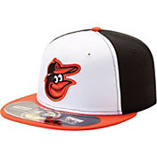 New Era Youth Baltimore Orioles 59Fifty Home Black/White Authentic Hat