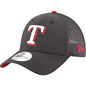 New Era Men's Texas Rangers 9Forty Perf Pivot Adjustable Hat